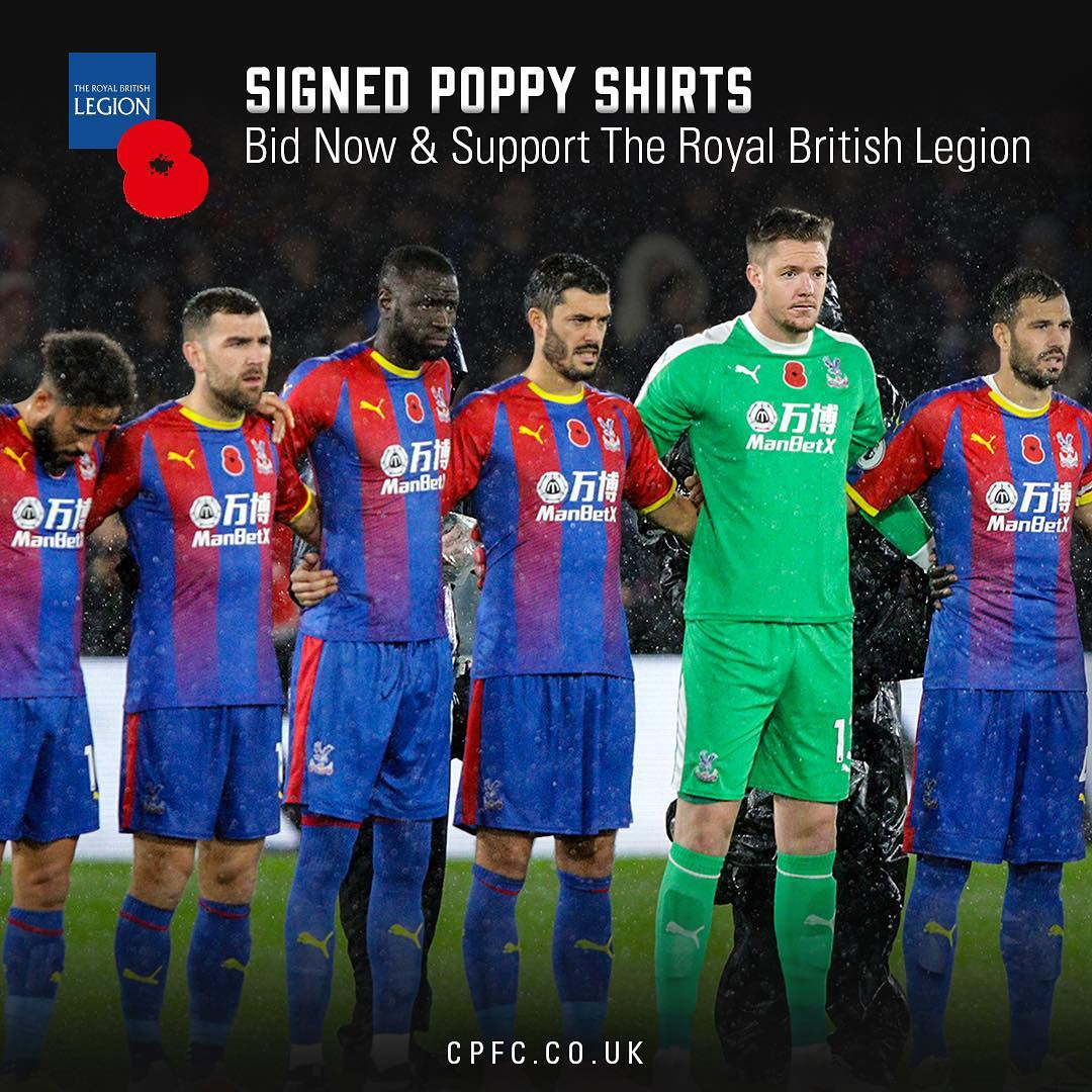 f07d7b2a4 cpfcBid now for the lads  match-worn