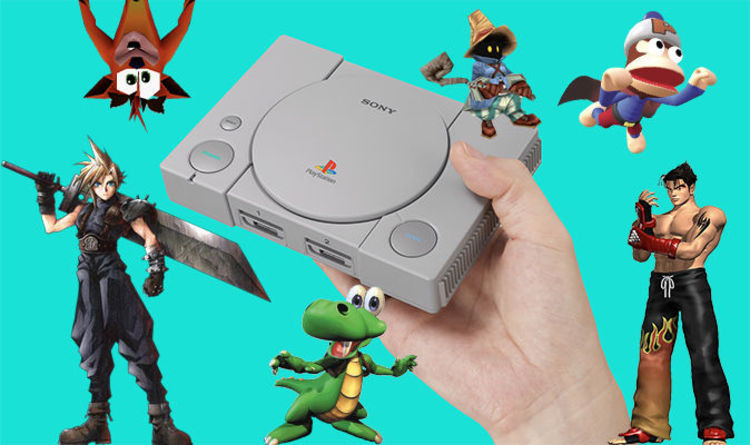 PlayStation Mini GAMES LIST: PSOne Classic release date