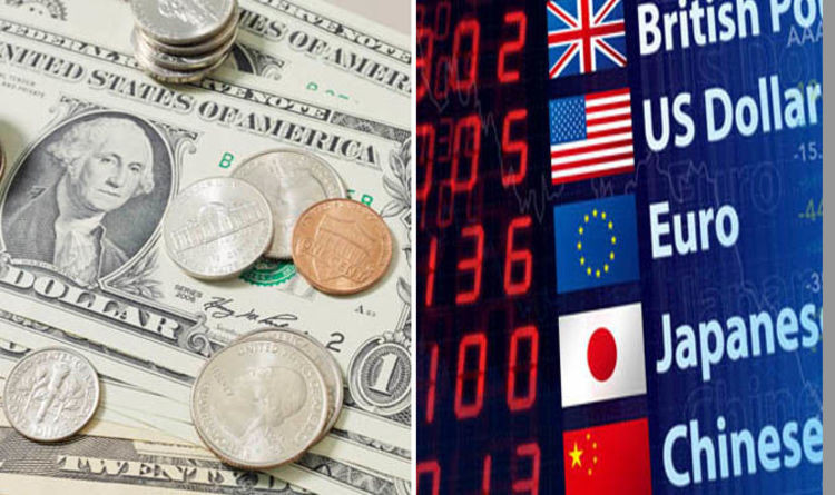 Pound Us Dollar Exchange Rate Gbp Nears Two Month High As Uk Inflation Beats Forecasts Express Money Removed News From Www Co Undelete