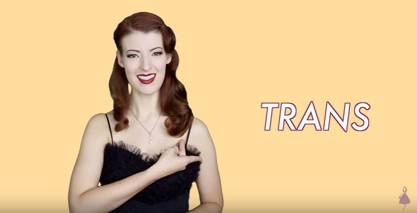Gay deaf woman teaches queer sign language in amazing video - Pinknews |  Entertainment | Removed news from www.pinknews.co | Undelete News Great  Britain